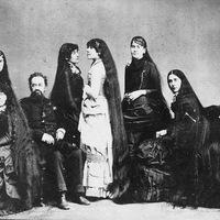 Viktoriánus hajak
