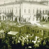 Villamosbalesetek a Szovjetunióban