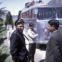 Afganisztán 1965-68