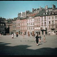 Varsó a II. világháború előtt és után