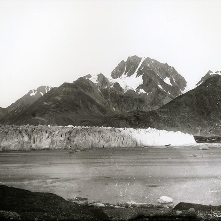 Gleccserek egykor és most