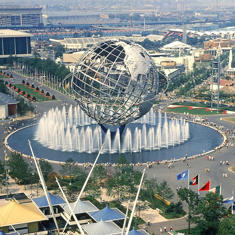 Világkiállítások - 1964 New York