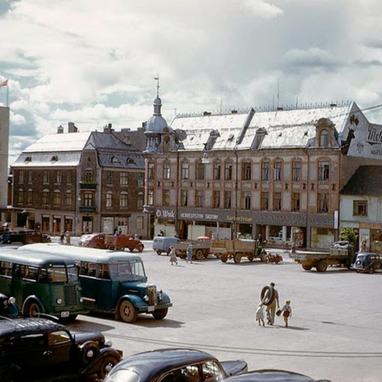 Norvégia 1948-ban