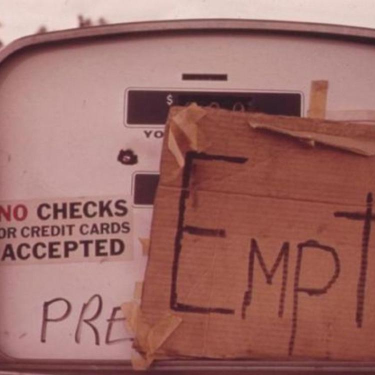 Olajválság az USA-ban - 1973