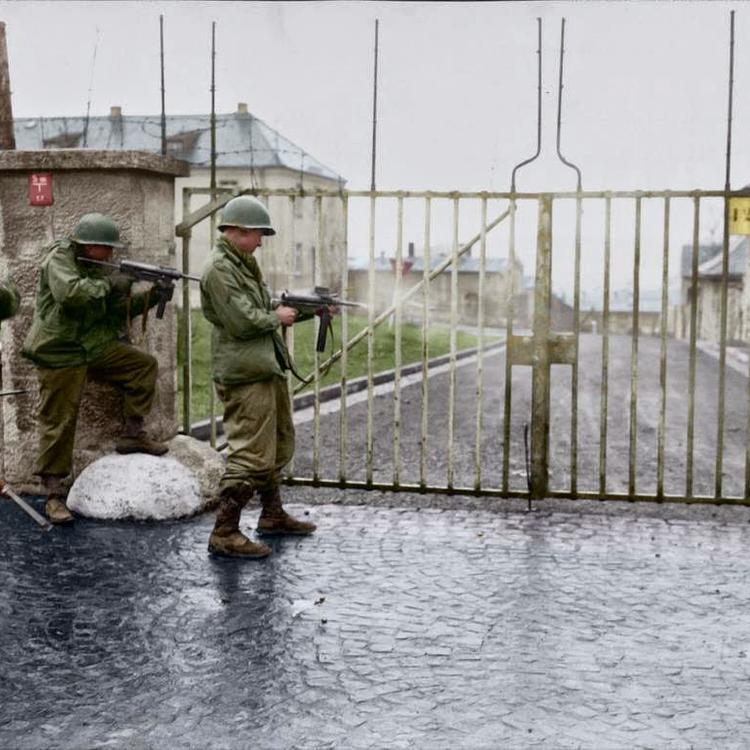 Újraszínezett világháború 1.