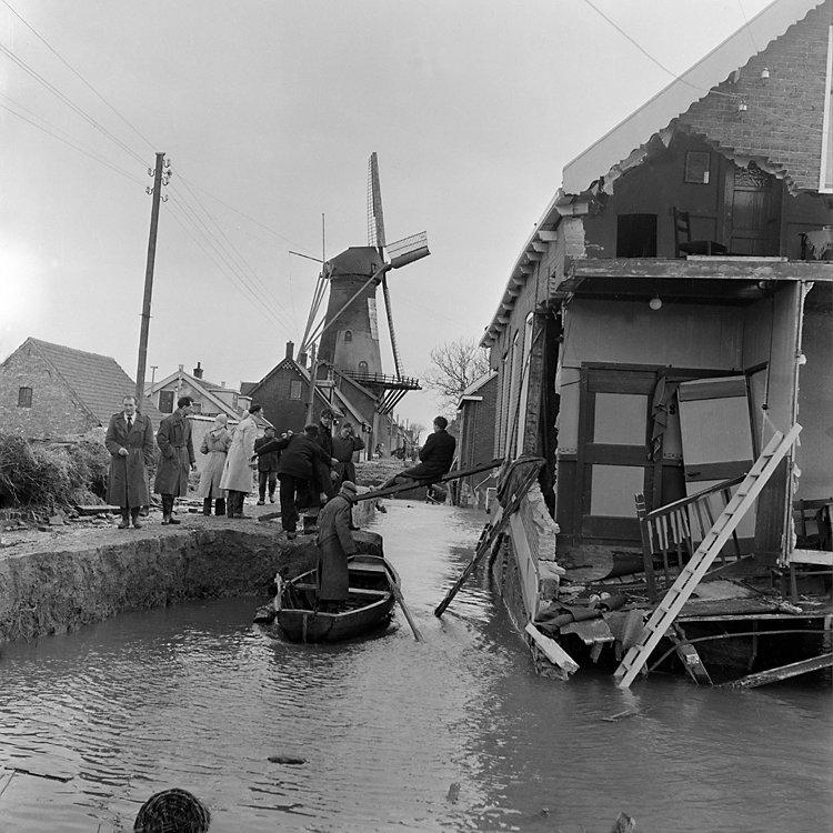 Az 1953. évi északi-tengeri árvíz