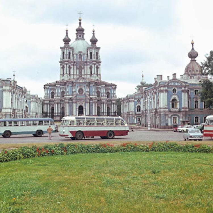 Leningrád 1972