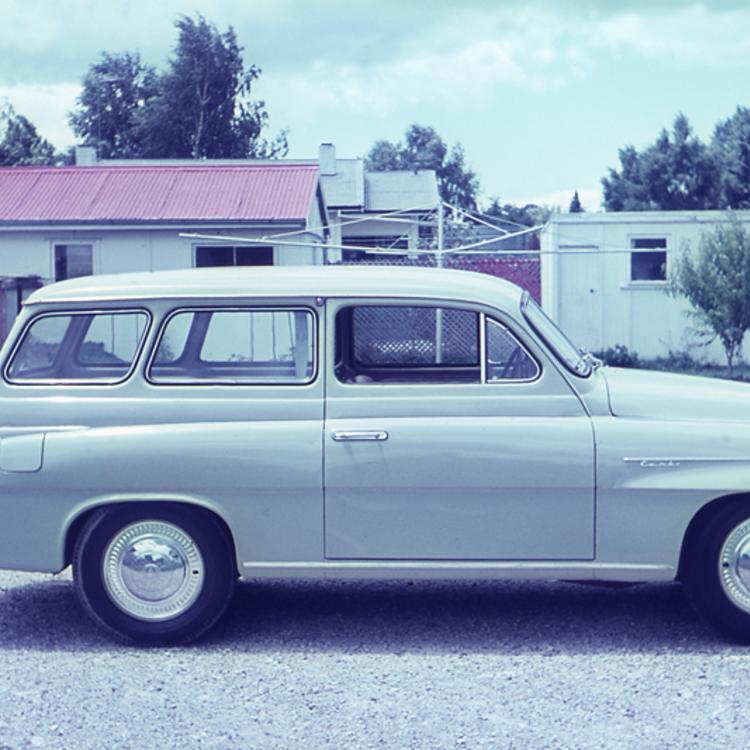 Egy új-zélandi Skoda szomorú élete - 1960-as évek