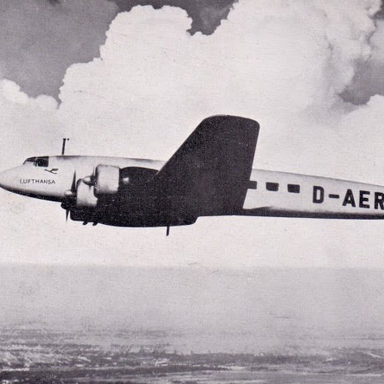 1938-as Lufthansa katalógus