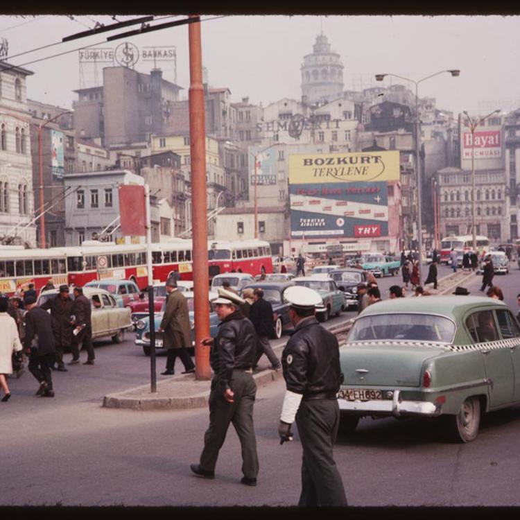 Isztambul, az ellentétek városa - 1965