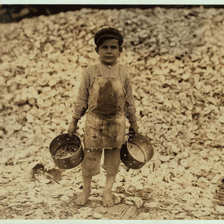 Gyermekmunka az Államokban 1908-1924
