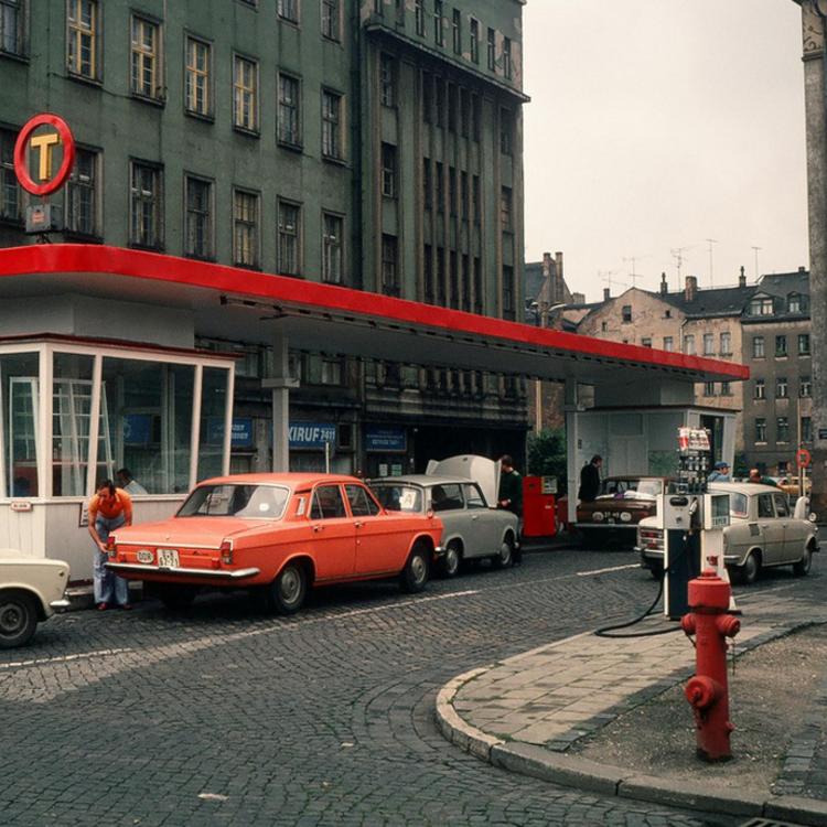 Az NDK színesben 1955-1980
