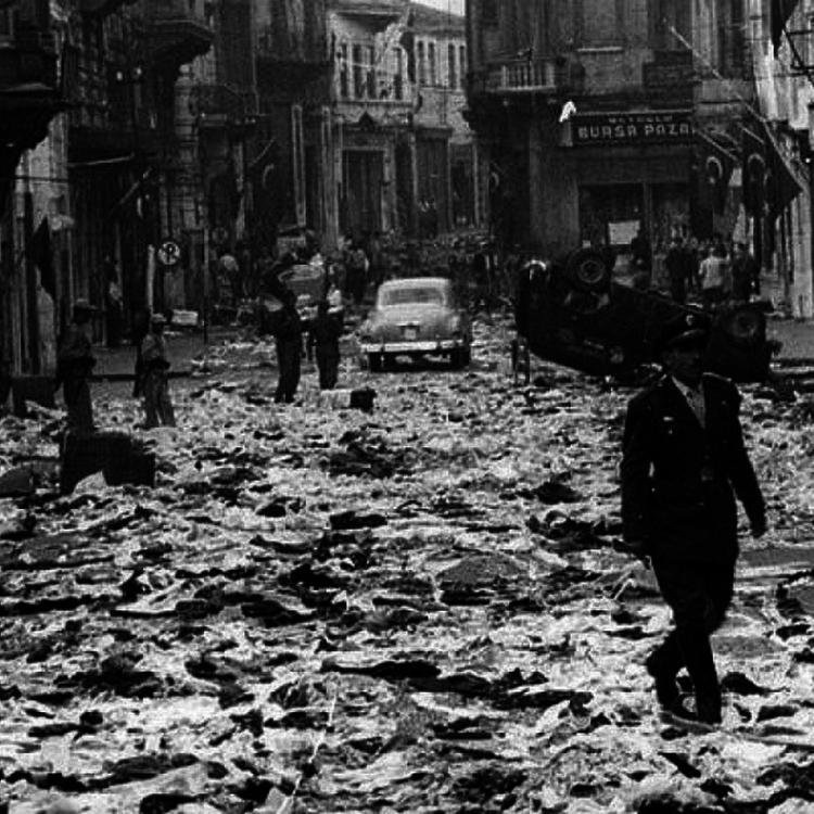 Olvasnivaló - 22. Az isztambuli pogrom
