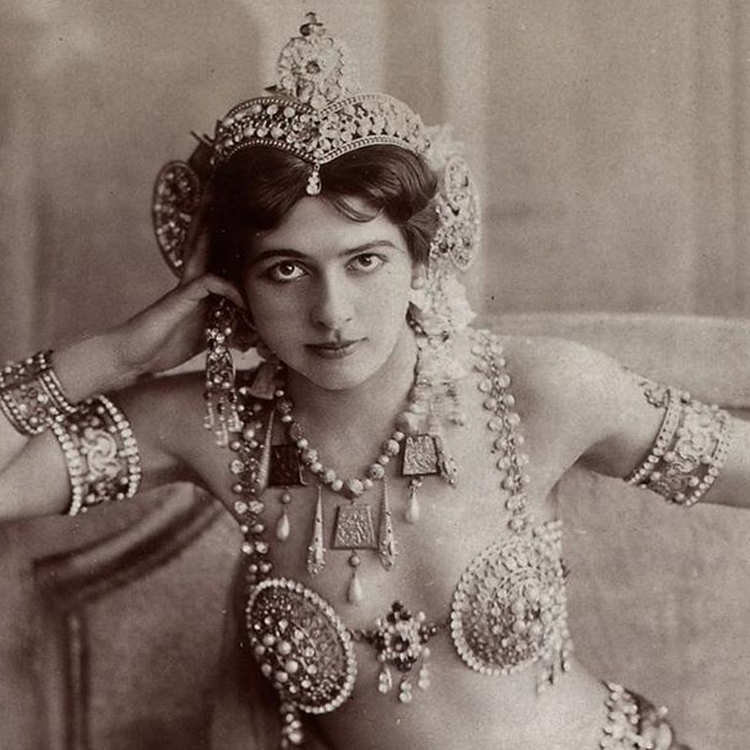 Kém volt-e Mata Hari?