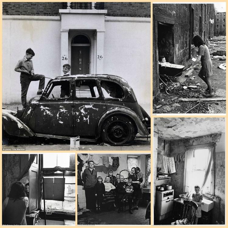 Szegénység Nagy-Britanniában