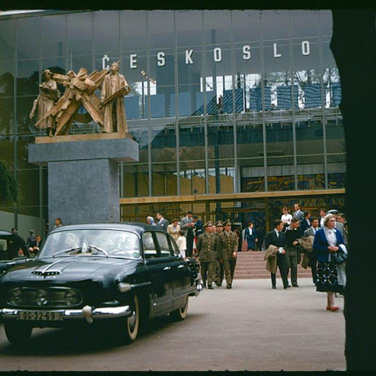 Csehszlovákia 1958