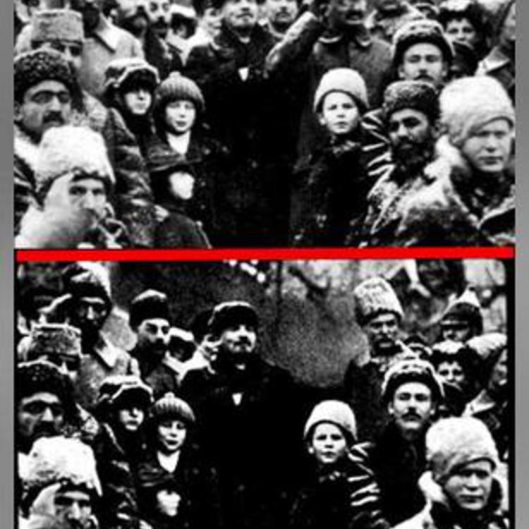 Manipulált történelem a Szovjetunióban
