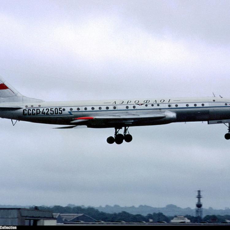 Airport '73 - avagy a szovjet repülés fekete éve