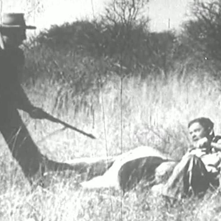 Afrikai vadászkaland - 1955 (FILM)