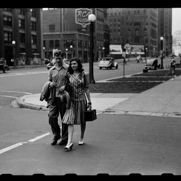 Chicago-i életképek - 1941
