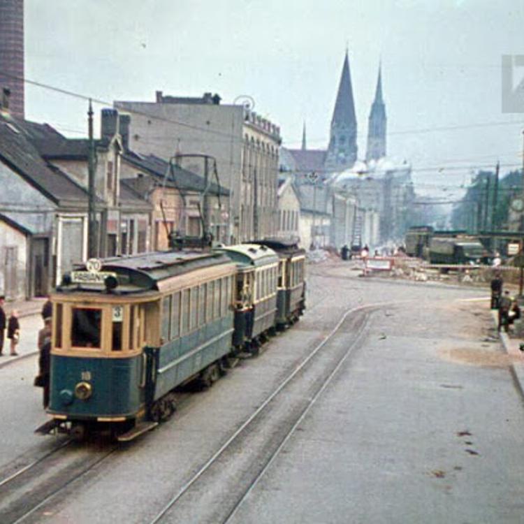 Lódz-i gettó színes képei - 1943