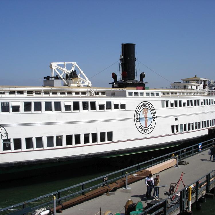 Múzeumlátogatás: San Francisco Maritime National Historic Park