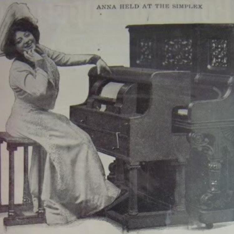 Mechanikus hangszerek - Hangrögzítés Edison előtt