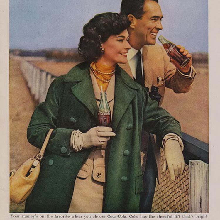 Coca vs. Pepsi 1959