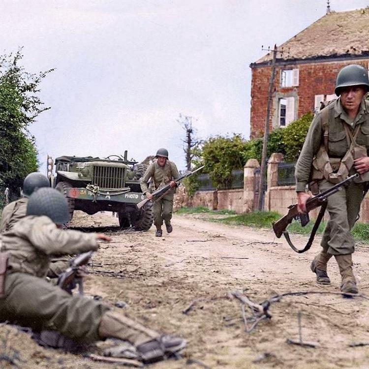 Újraszínezett világháború 3.