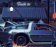 DeLorean DMC-12 katalógusok - 1981