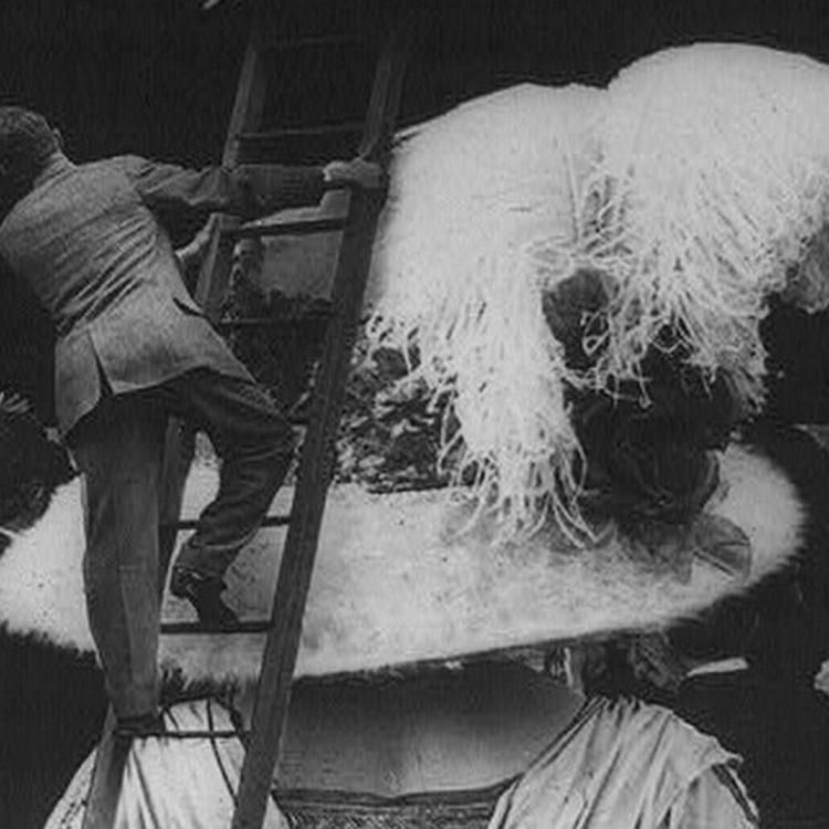 Hogyan viselkedjünk a moziban? - 1912