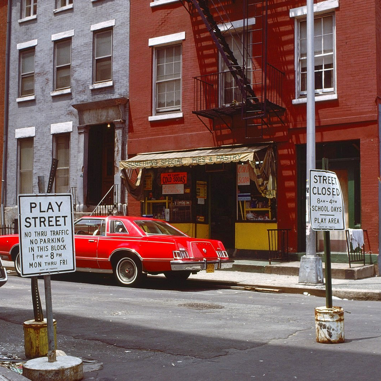 New York-i nyár 1979