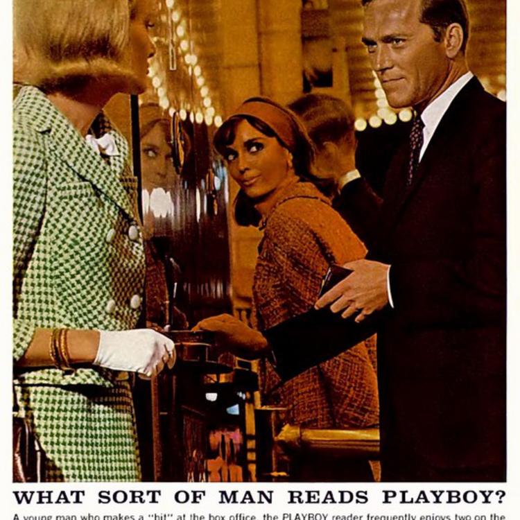 Mégis, miféle pasi olvas Playboyt?