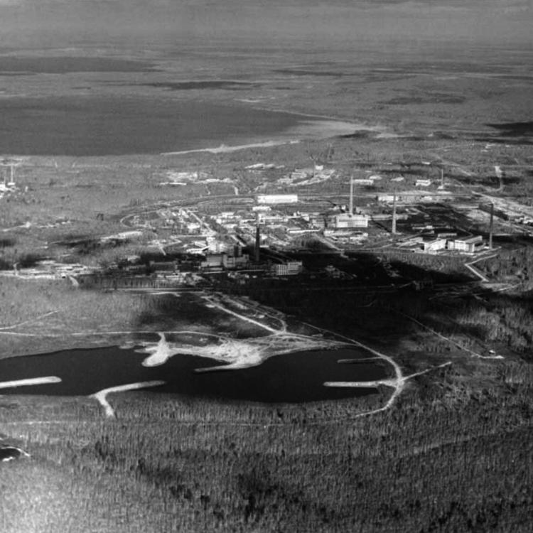 Az eltitkolt Csernobil
