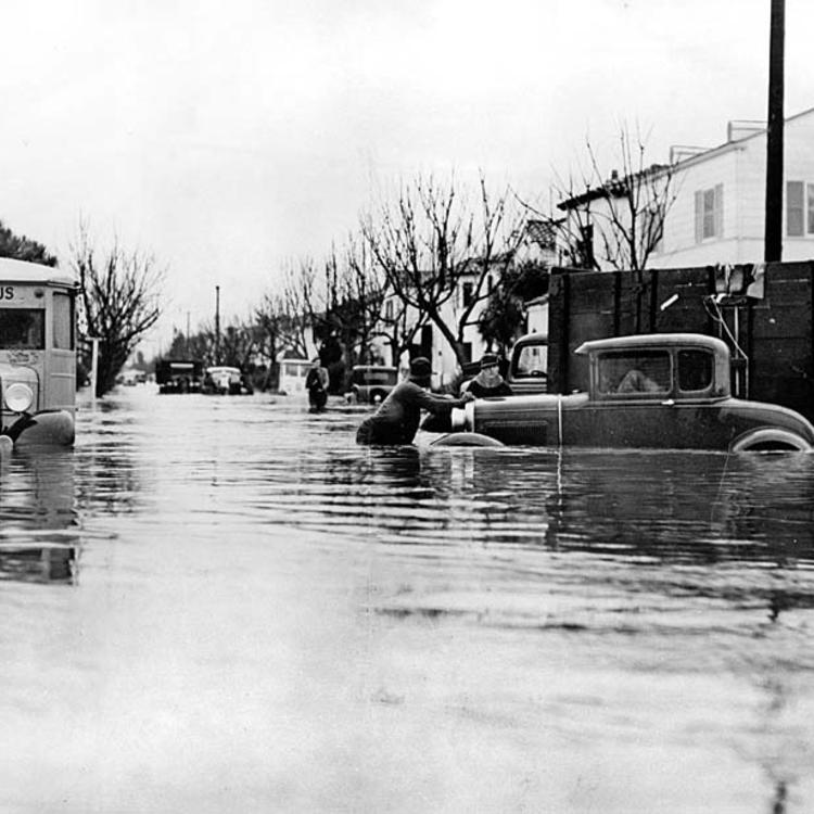 Los Angeles-i árvíz - 1938