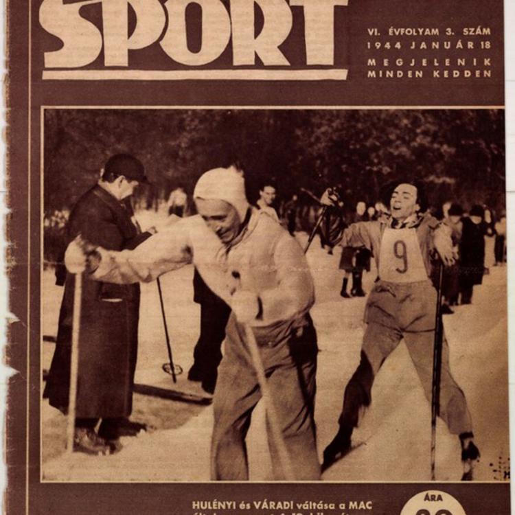Sport a háború árnyékában