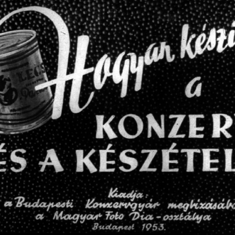 Régi magyar diafilmek - 40