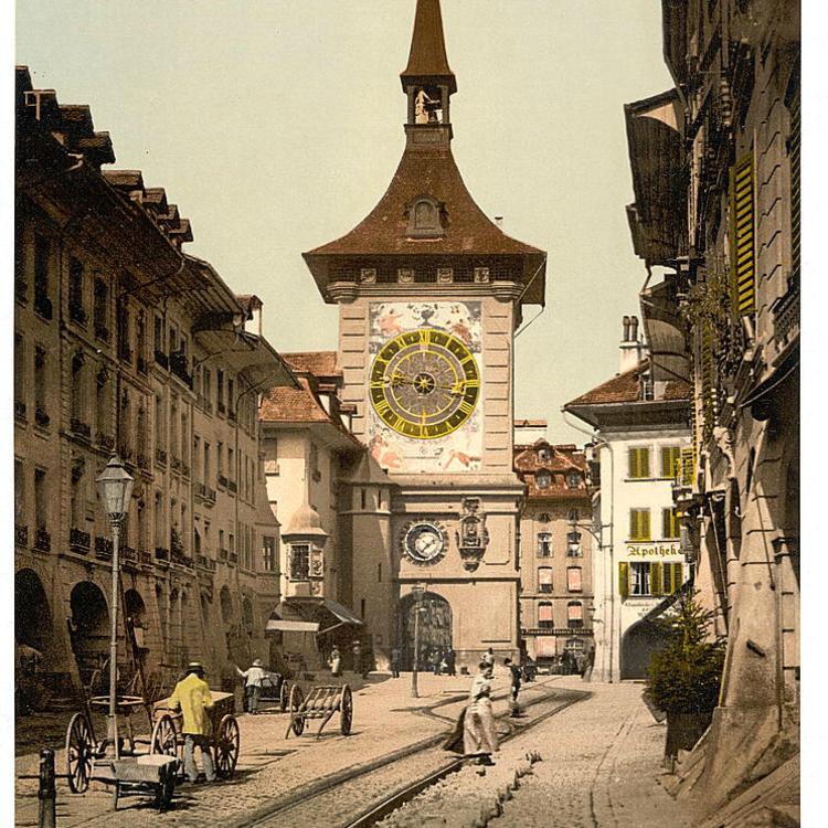 Svájc színesben 1890-1900