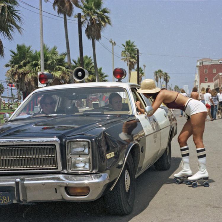 Venice Beach-i görkorisok - 1979