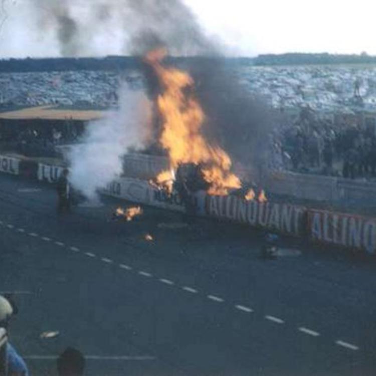 Le Mans 1955 - A Tragédia