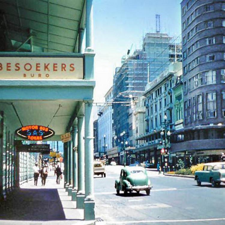 Fokváros 1950-80