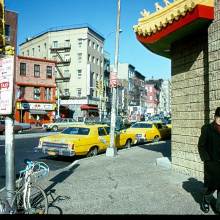 A New York-i Chinatown - 1979