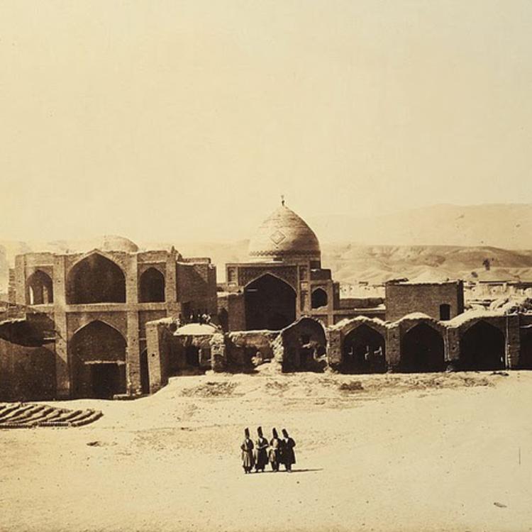 Perzsia - 1860 körül