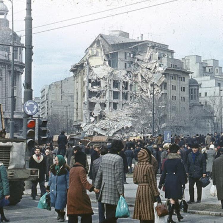 Romániai földrengés 1977