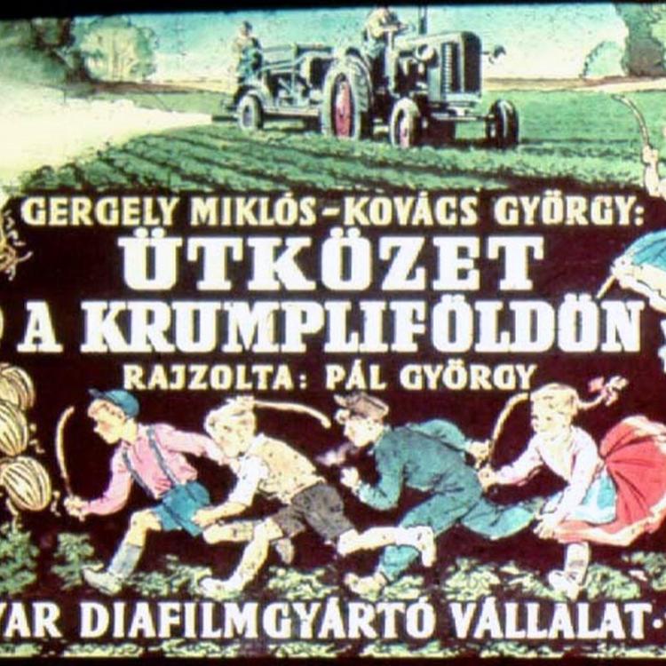 Régi magyar diafilmek 23.