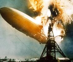 TEGNAPELŐTTI HÍRADÓ: A Hindenburg katasztrófája - 1937