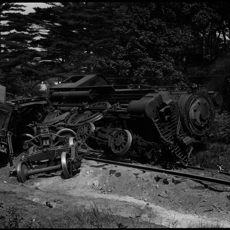 Bostoni vasúti balesetek az 1910-30-as években