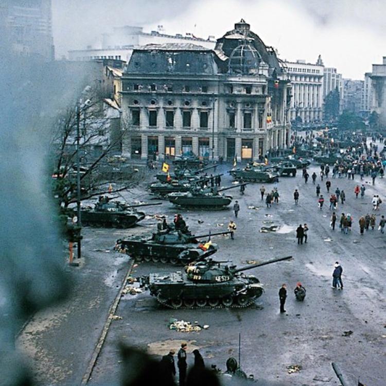 Az 1989-es romániai forradalom (18+!)