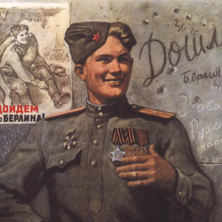 """""""Lelkesítő"""" szovjet plakátok"""