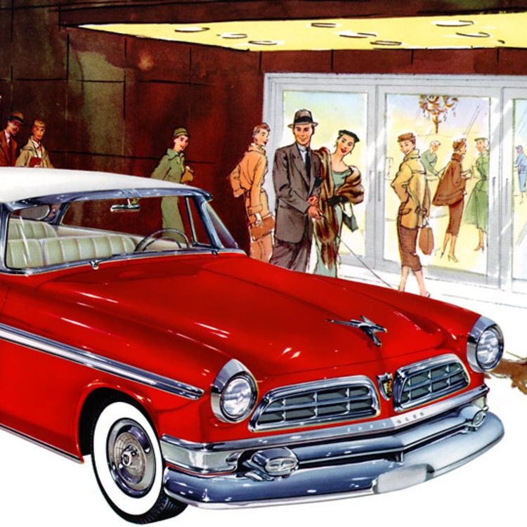 Amerikai autó reklámok 2. (1933-1955)